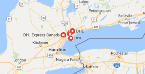 Dhl Ontario Tracking Phone Number And Location Address