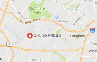Dhl San Antonio Tracking and Courier Delivery Services