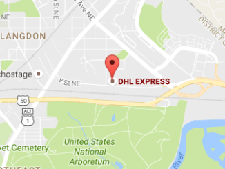 Dhl Washington DC Tracking Receipts Quickly Express