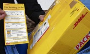 How to Take Office Package Shipments in Dhl