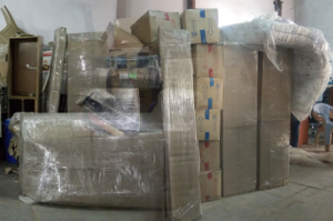 Is Wood Packing DHL Express Charges