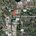 Address DHL Raymond Ave SW, Renton, WA 98057 USA