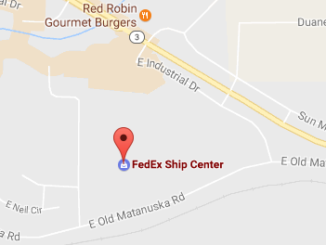 Fedex Wasilla,Palmer Phone Number And Tracking