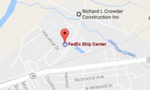 Fedex Petersburg Va Phone and Tracking Package