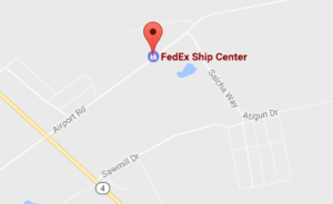 Fedex Valdez ak Tracking Phone Number