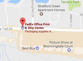 Fedex Glendale Heights Tracking Phone Address