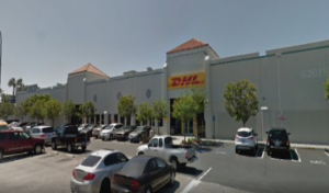 DHL Office Douglas St, Los Angeles Tracking Number
