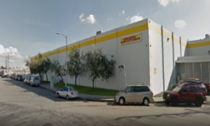 DHL Office Sacramento St,Los Angeles Phone Number