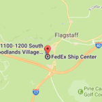 Fedex Woodlands Village Blvd, Flagstaff Phone Tracking Number