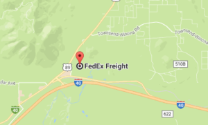Fedex Dodge Ave, Flagstaff, AZ Phone Tracking Number