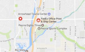 Fedex Glendale az Phone and Tracking Number Package
