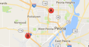 Fedex Office Peoria Tracking Package and Phone Number