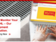 DHL Tracking Number On Receipt