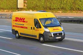 DHL Tracking Number Not Recognised