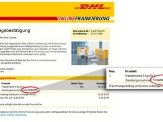 DHL Tracking Number How Many Digits