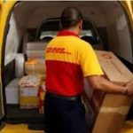 DHL Express Tracking Number Sample